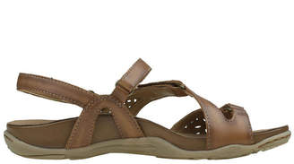 Earth Maui Sand Brown Sandal