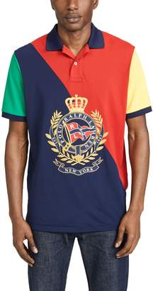 Polo Ralph Lauren Newport Crest Polo Shirt