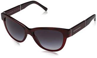Burberry Women's 0BE4267 37138G Sunglasses