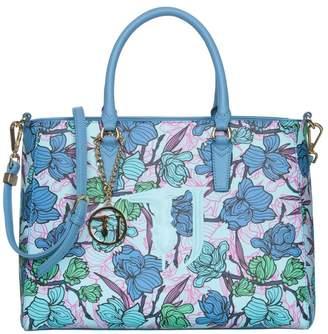 Trussardi Jeans Ischia Orchidea Tote Bag