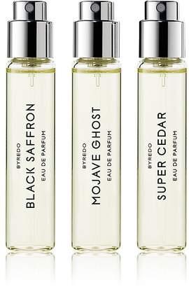 Byredo Women's La sélection Boisée - Mojave & Super Cedar & Black Saffron Eau de Parfum