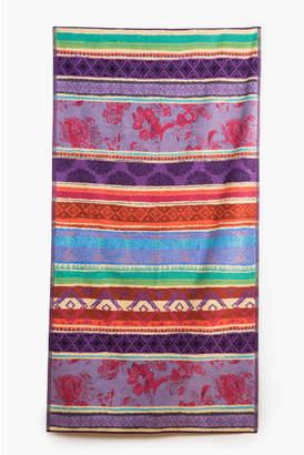 Desigual Tribal Galactic Bath Towel