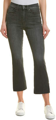 Hudson Jeans Holly Real World High-Rise Wide Leg Crop
