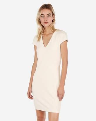 Express Textured Sheath Dress