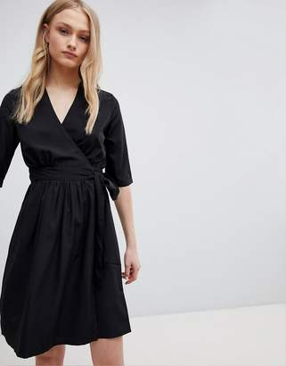 Blend She Feya Wrap Dress