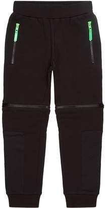 Stella McCartney Toby Zip Pocket Sweatpants
