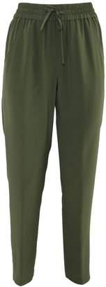 Aspesi Silk Trousers