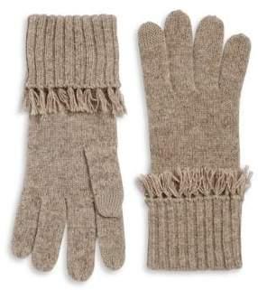 UGG Fringed Gloves