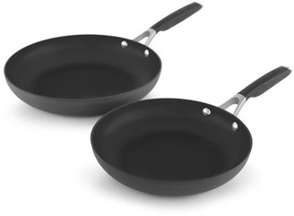 Calphalon Select by Nonstick 10-Inch and 12-Inch Fry Pan Set