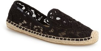 Women's Soludos Lace Espadrille Slip-On $74.95 thestylecure.com