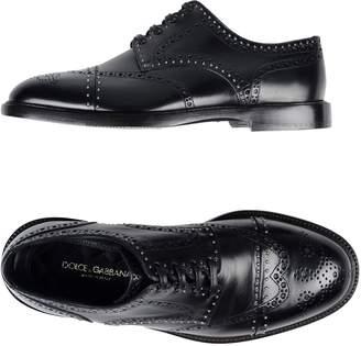 Dolce & Gabbana Lace-up shoes - Item 11263307LR