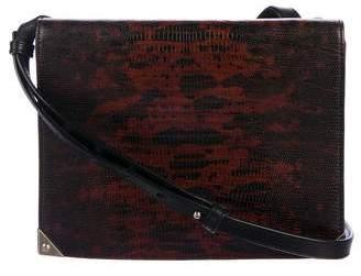Alexander Wang Embossed Prisma Crossbody Bag