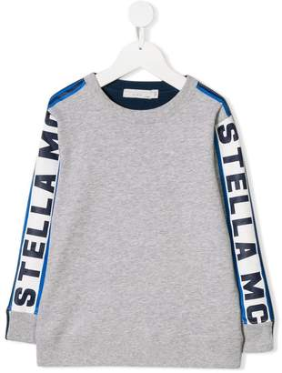 Stella McCartney Stella print sweatshirt