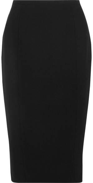 Michael Kors Collection - Wool-blend Pencil Skirt - Black