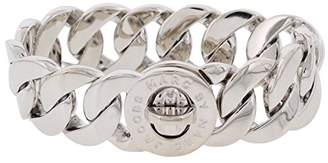 Marc by Marc Jacobs Womens Katie Logo Chain Link Bracelet