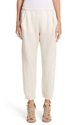 Zero Maria Cornejo Gabi Eco Drape Pants
