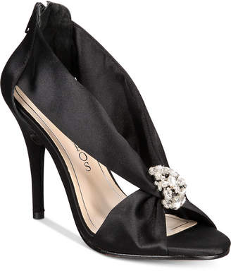 Caparros Orchid Evening Pumps