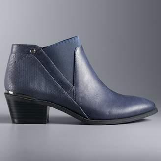 Vera Wang Simply Vera Skylark Women's Ankle Boots