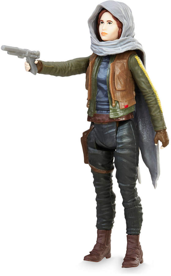 Jyn Erso Force Link Action Figure - Rogue One: A Star Wars Story - Hasbro