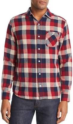 Flag & Anthem Glenshaw Plaid Regular Fit Shirt