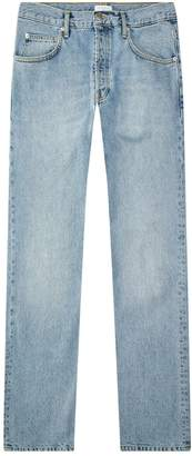 Sandro Distressed Hem Jeans