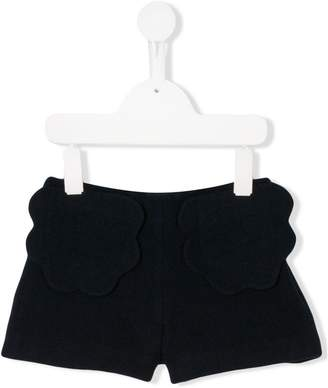 Hucklebones London Petal Pocket shorts