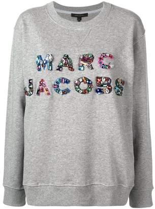 Marc Jacobs (マーク ジェイコブス) - Marc Jacobs ロゴ スウェットシャツ