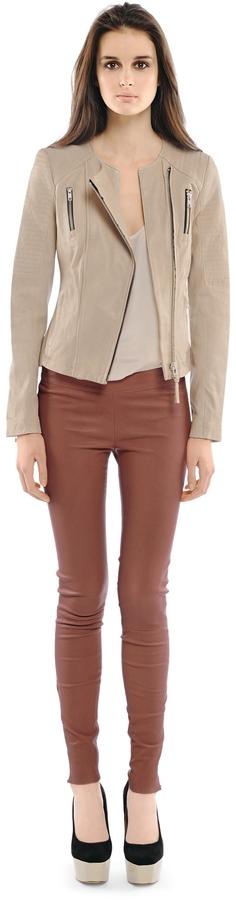 Mackage Brooklyn Leather Jacket