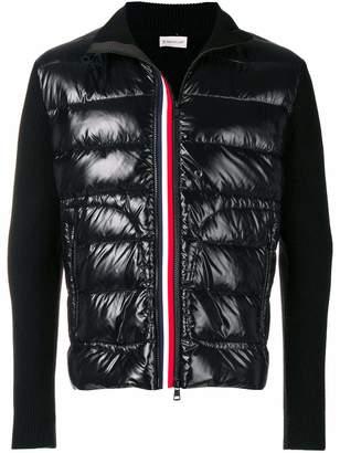 Moncler Men's 94166009699Z999 Wool Down Jacket