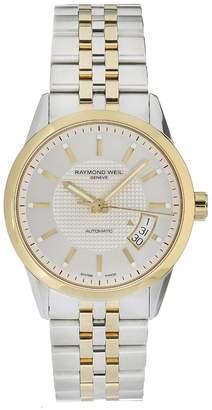 Raymond Weil Men's 2770-STP-65001 Quartz Stainlees Steel Dial Watch