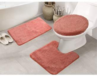 RT Designers Collection Royalty 3-Piece Bath Rug Set in Sage