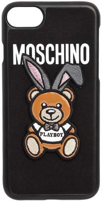 Moschino Teddy Playboy Patch Iphone 7 Cover
