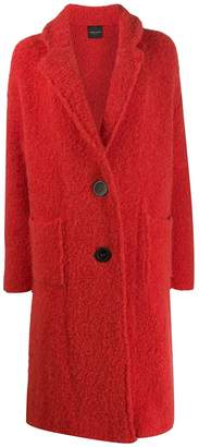 Roberto Collina single breasted coat