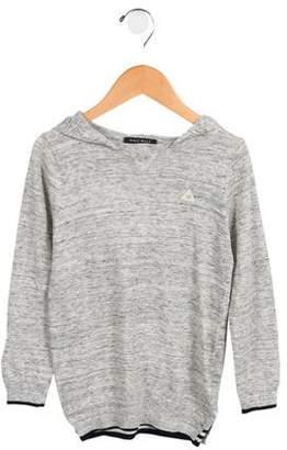 Scotch & Soda Boys' Hooded Mélange Sweater w/ Tags