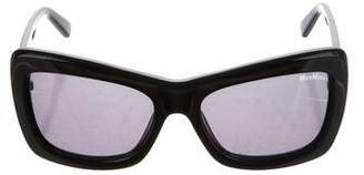 Max Mara Butterfly Tinted Sunglasses