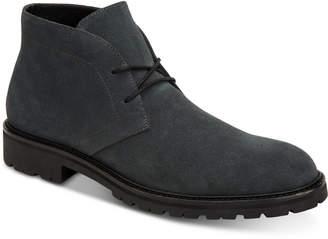 Calvin Klein Men's Ultan Suede Chukka Boots Men's Shoes