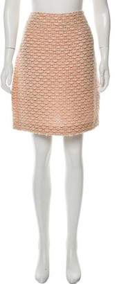 Bottega Veneta Wool Knee-Length Skirt