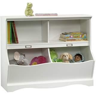 Sauder 414436 Pogo Bookcase/Footboard