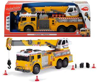 Dickie Toys Construction Crane Truck