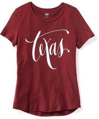 Old Navy Texas Graphic Tee for Women