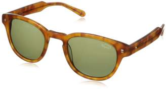 Original Penguin Men's The Fryer Round Sunglasses