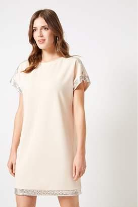 52cc84a43b3 Dorothy Perkins Shoulder Dress - ShopStyle UK