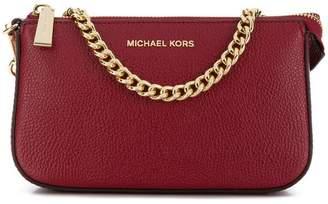 MICHAEL Michael Kors Jet Set Chain clutch