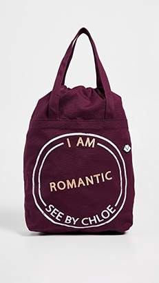 See by Chloe Live Canvas Tote