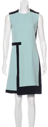 Balenciaga Sleeveless Sheath Dress