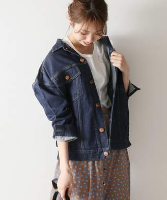 Spick and Span (スピック アンド スパン) - Spick and Span 【RED CARD】 Denim Jacket◆