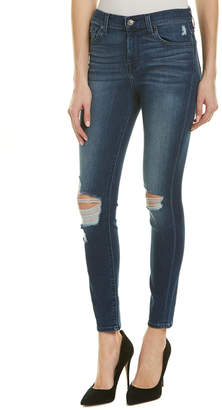 7 For All Mankind Seven 7 Gwenevere Lexington Way 2 High-Rise Ankle Cut