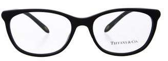 Tiffany & Co. Cat-Eye Rectangle Eyeglasses