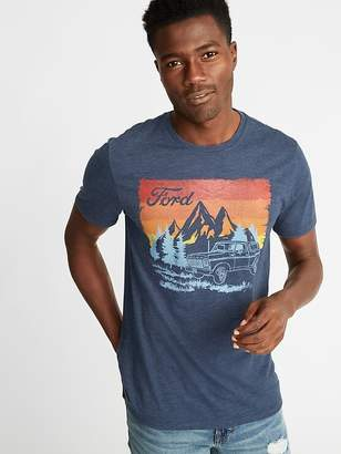 Old Navy Ford® Graphic Crew-Neck Tee for Men
