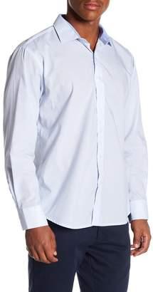 Bristol & Bull Patterned Regular Fit Sport Shirt